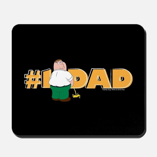 Family Guy #1 Dad Mousepad