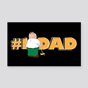 Family Guy #1 Dad Rectangle Car Magnet