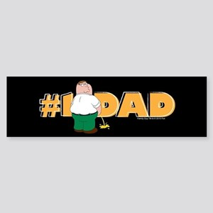 Family Guy #1 Dad Sticker (Bumper)