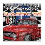 1955 Truck USA Tile Coaster