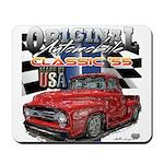 1955 Truck USA Mousepad