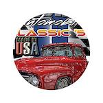 1955 Truck USA Button