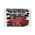 1955 Truck USA Magnets