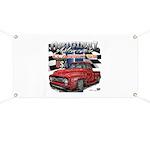 1955 Truck USA Banner