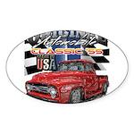 1955 Truck USA Sticker