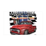 1955 Truck USA Wall Decal