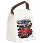 1955 Truck USA Canvas Lunch Bag