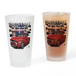 1955 Truck USA Drinking Glass