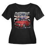 1955 Truck USA Plus Size T-Shirt