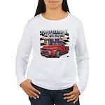 1955 Truck USA Long Sleeve T-Shirt