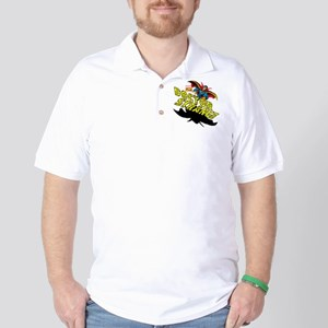Doctor Strange Shadow Golf Shirt