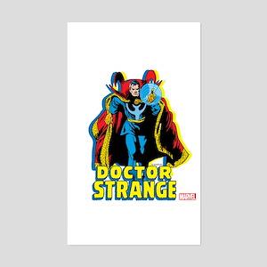Doctor Strange Sticker (Rectangle)