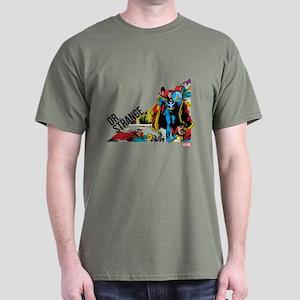 Doctor Strange Triangle Dark T-Shirt