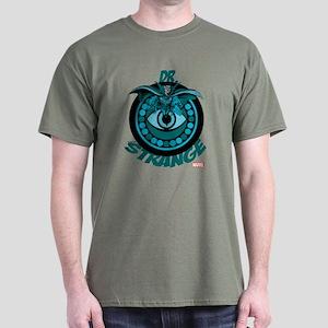 Doctor Strange Blue Dark T-Shirt