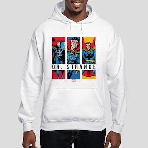 Doctor Strange Panels 2 Hooded Sweatshirt