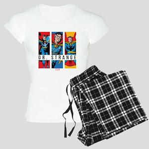 Doctor Strange Panels 2 Women's Light Pajamas