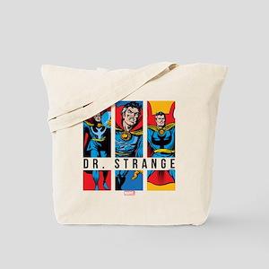 Doctor Strange Panels 2 Tote Bag