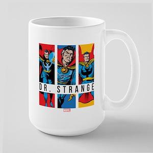 Doctor Strange Panels 2 Large Mug