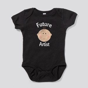 Future Artist Baby Bodysuit