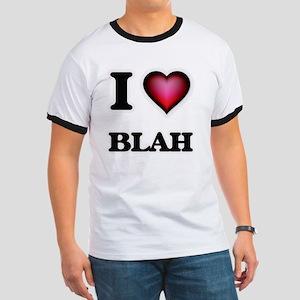 I Love Blah T-Shirt