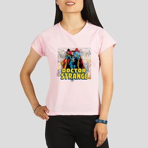 Doctor Strange Panels Performance Dry T-Shirt