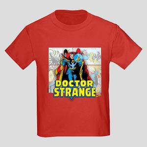Doctor Strange Panels Kids Dark T-Shirt