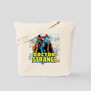 Doctor Strange Panels Tote Bag