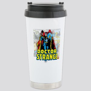 Doctor Strange Panels Stainless Steel Travel Mug