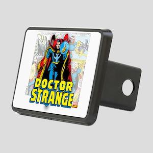 Doctor Strange Panels Rectangular Hitch Cover