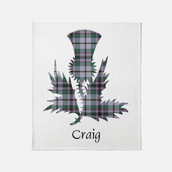 Thistle - Craig Throw Blanket