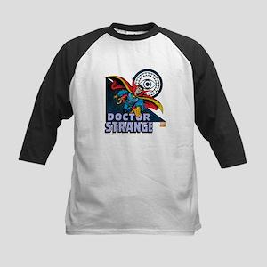 Doctor Strange Triangle Kids Baseball Jersey