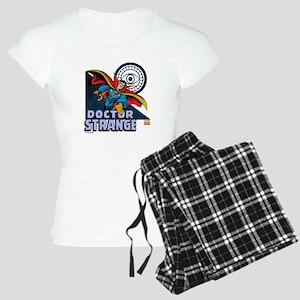 Doctor Strange Triangle Women's Light Pajamas