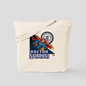 Doctor Strange Triangle Tote Bag