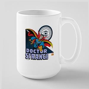 Doctor Strange Triangle Large Mug