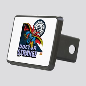 Doctor Strange Triangle Rectangular Hitch Cover