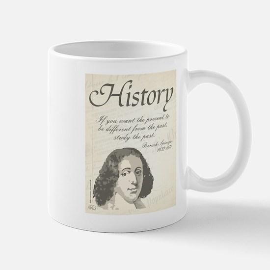 Baruch Spinoza [History] Mug