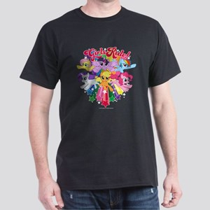 MLP Girls Rule! Dark T-Shirt