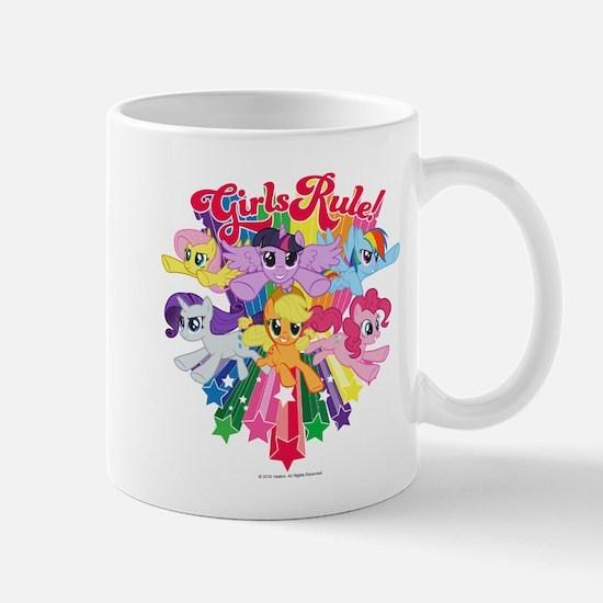 MLP Girls Rule! Mug