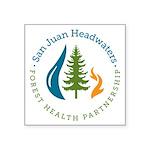 San Juan Headwaters Logo Sticker