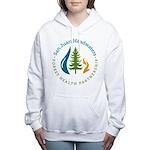 San Juan Headwaters Logo Women's Hooded Sweatshirt