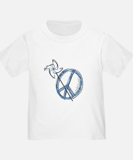 Pinwheels For Peace T-Shirt