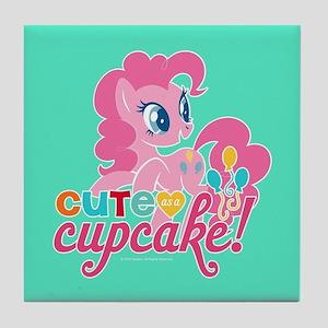 MLP Pinkie Pie Cupcake Tile Coaster