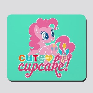 MLP Pinkie Pie Cupcake Mousepad