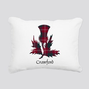 Thistle - Crawford Rectangular Canvas Pillow