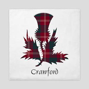 Thistle - Crawford Queen Duvet