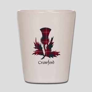 Thistle - Crawford Shot Glass