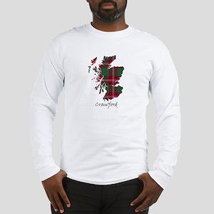 Map - Crawford Long Sleeve T-Shirt