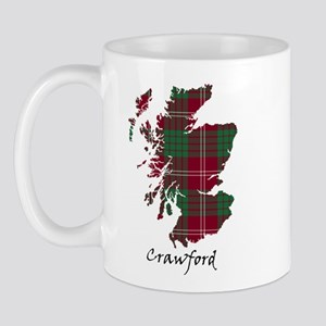Map - Crawford Mug