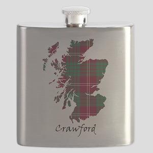 Map - Crawford Flask