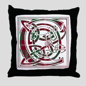 Monogram - Crawford Throw Pillow